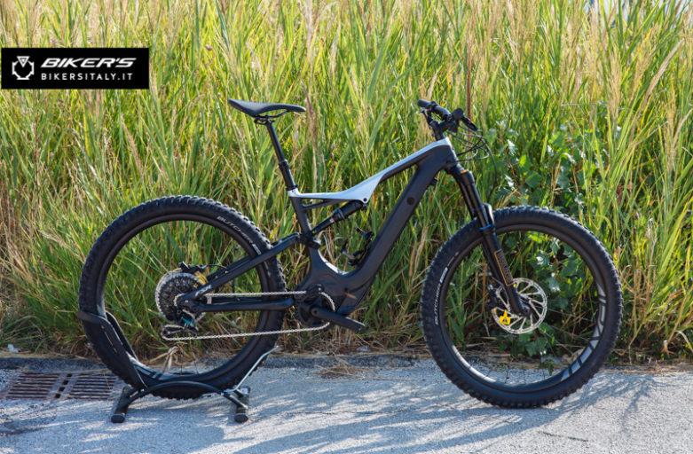 Turbo Levo FSR Expert Carbon 6Fattie 2018