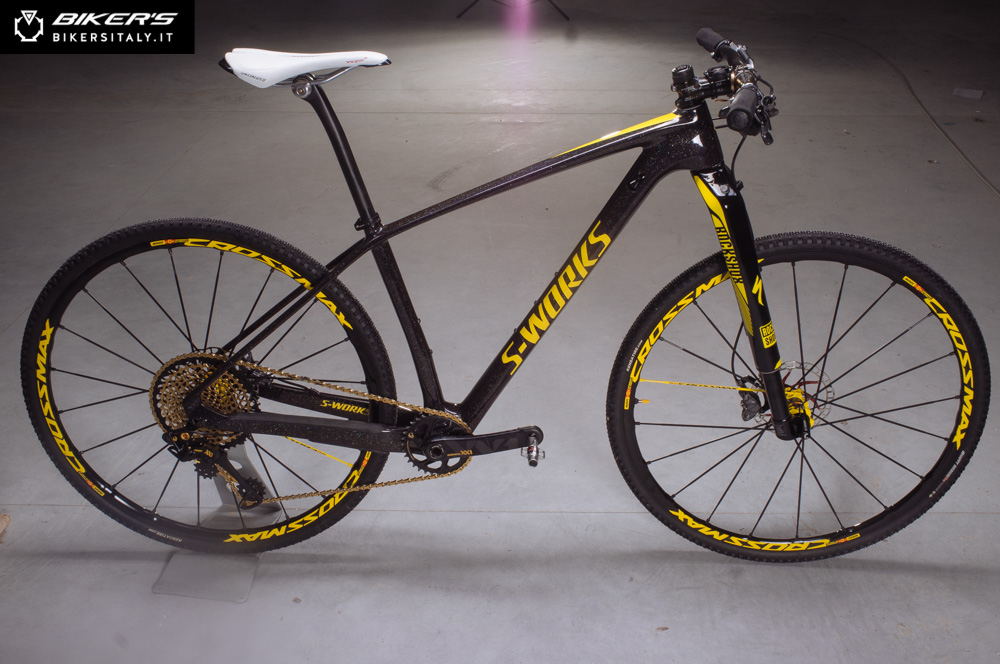 S-WORKS TERMOSENSIBILE CUSTOM