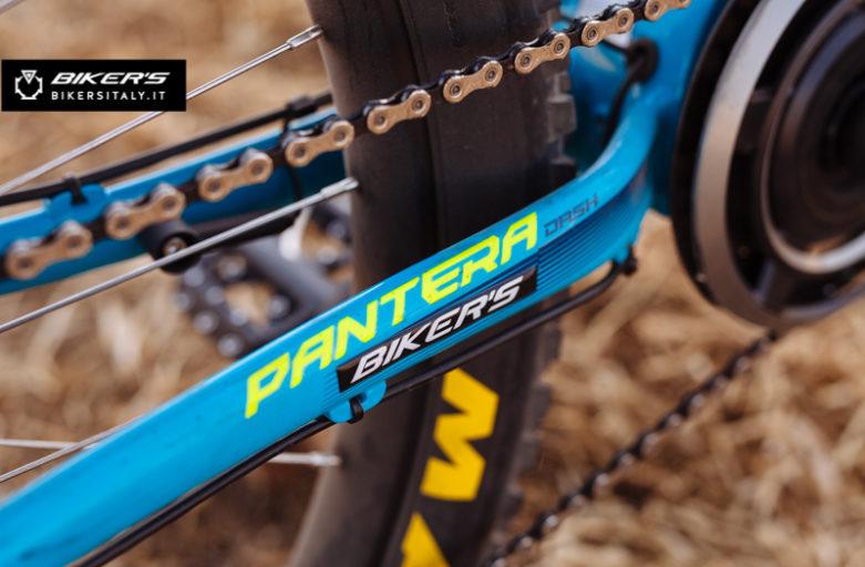 GT PANTERA DASH custom