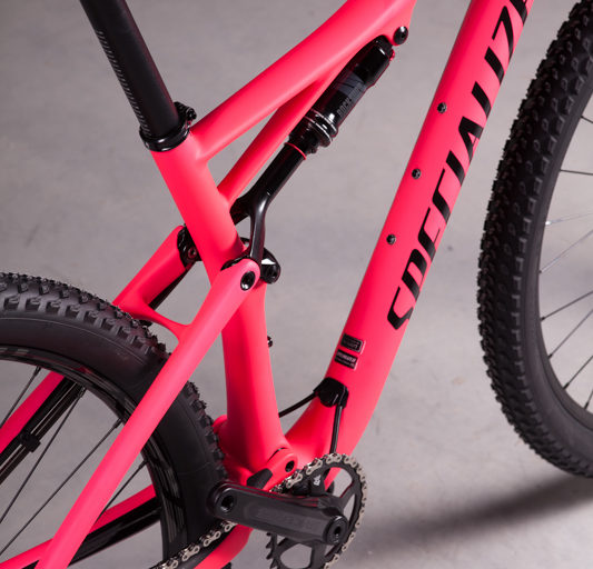 SPECIALIZED EPIC COM CARBON 2018 pink