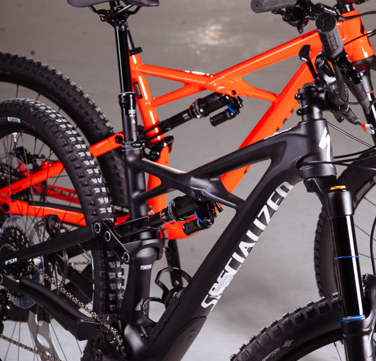 SPECIALIZED ENDURO CARBON 2018